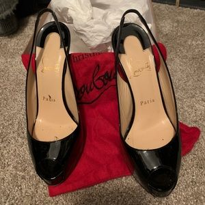 Christian Louboutin Private number size 37